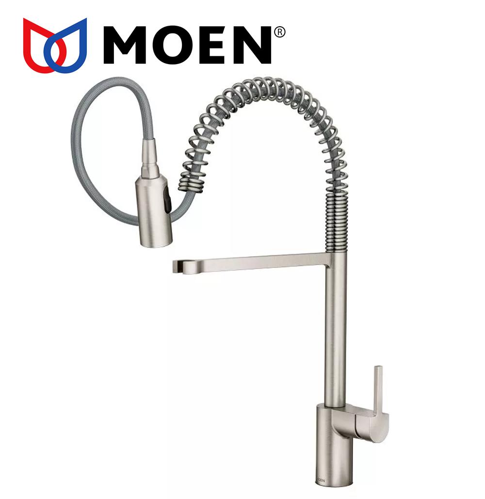 Pre Rinse Kitchen Faucet.Danze Parma Pre Rinse Faucet Enhances The ...